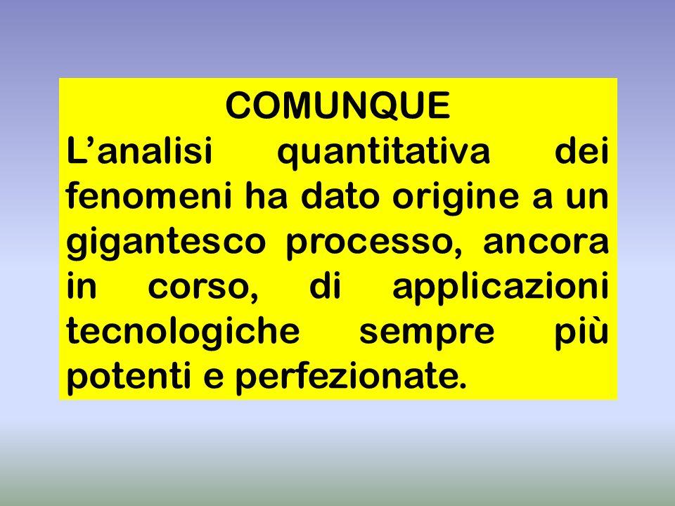 COMUNQUE