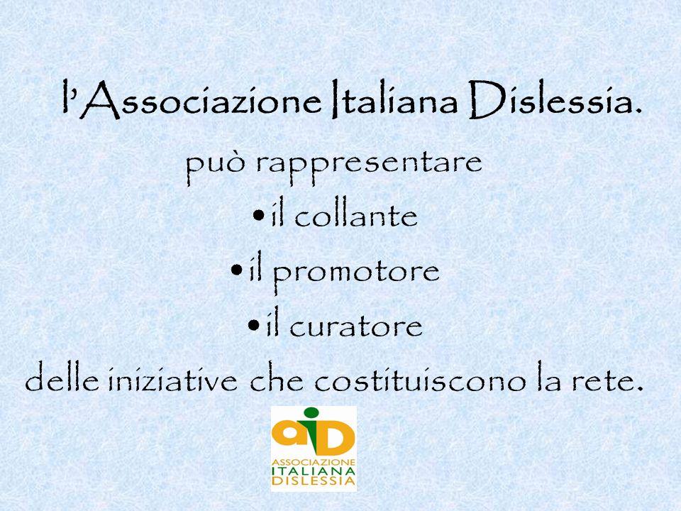 l'Associazione Italiana Dislessia.