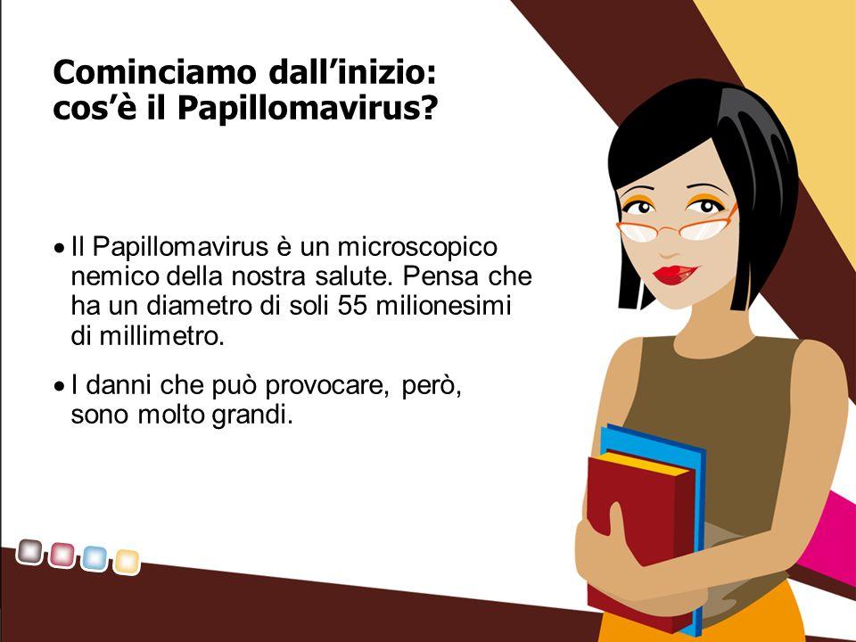 Cominciamo dall'inizio: cos'è il Papillomavirus