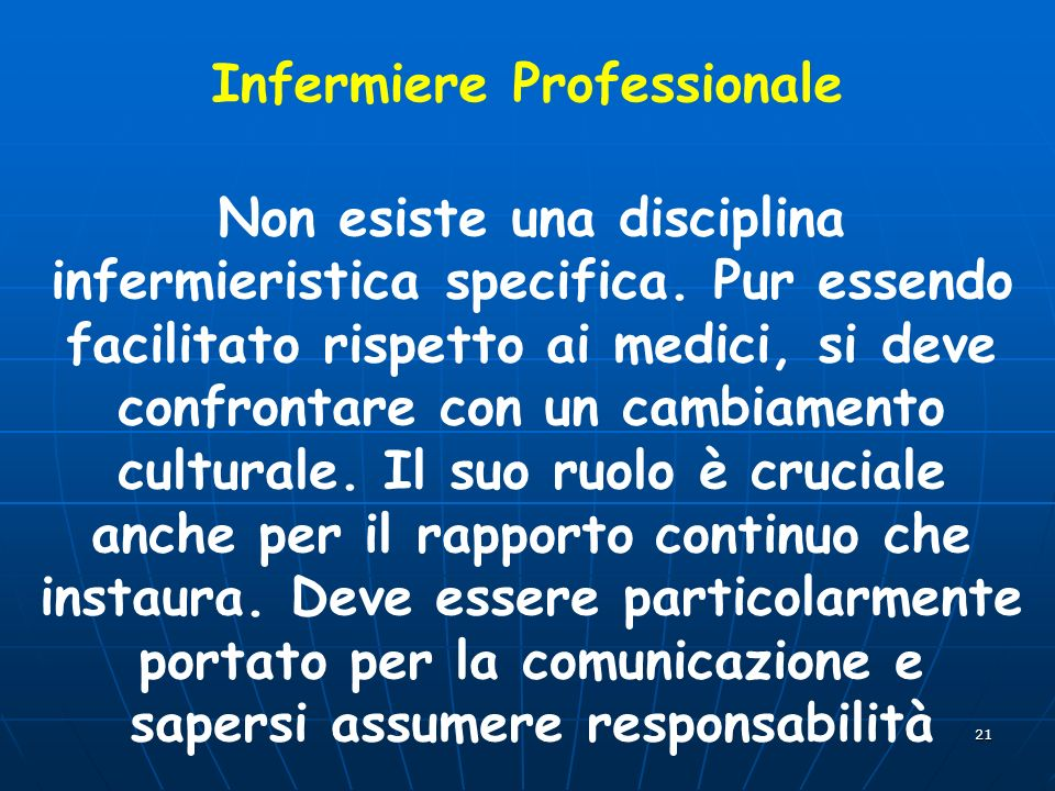 Infermiere Professionale