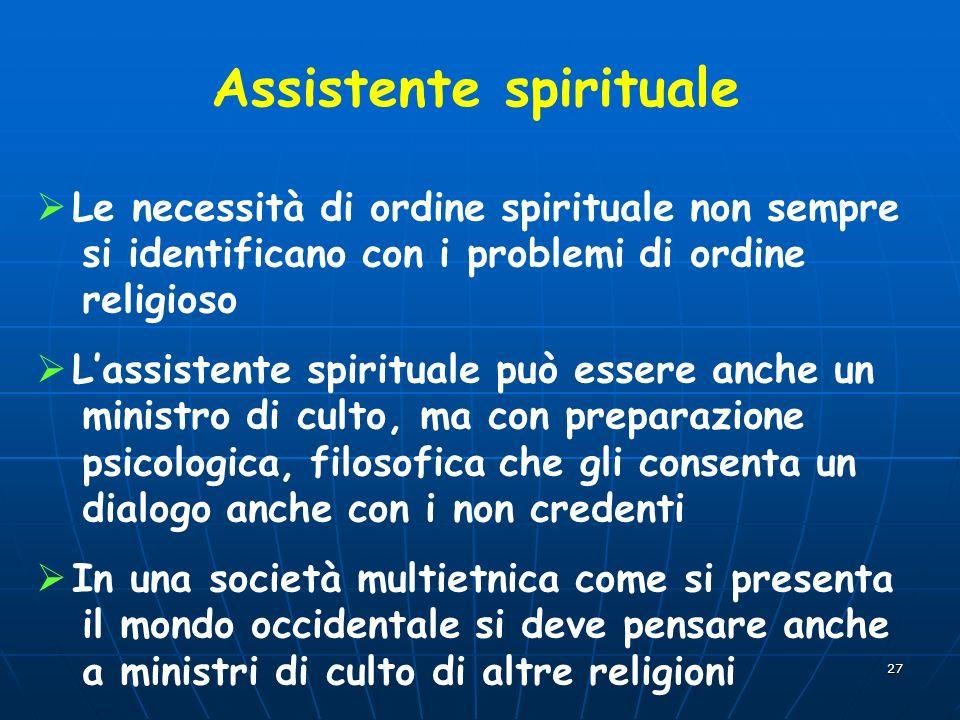 Assistente spirituale