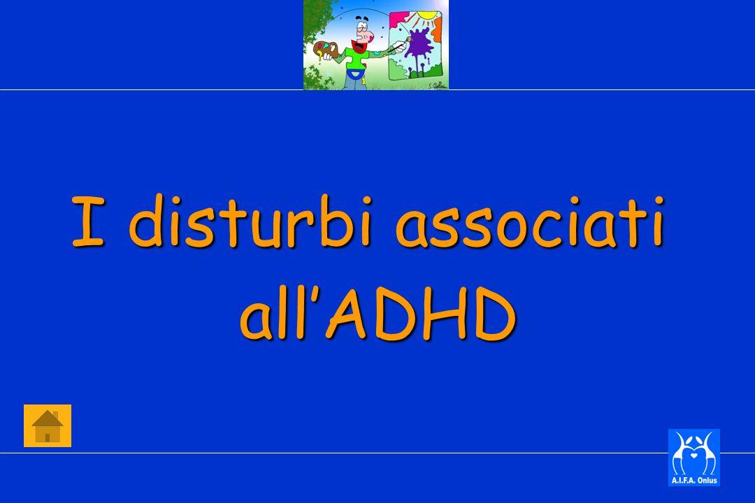 I disturbi associati all'ADHD