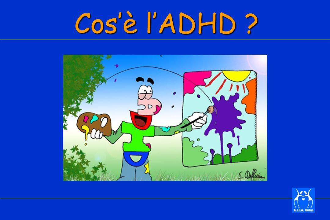 Cos'è l'ADHD Key Points: