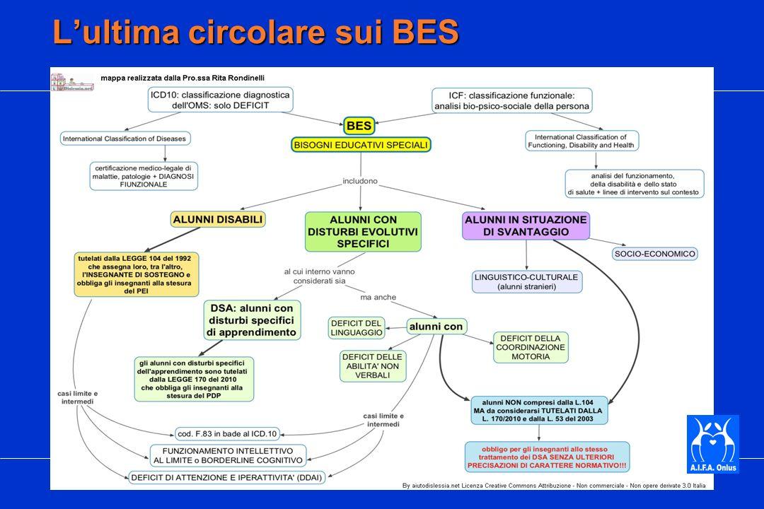 L'ultima circolare sui BES