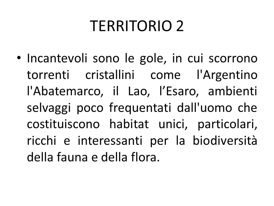 TERRITORIO 2