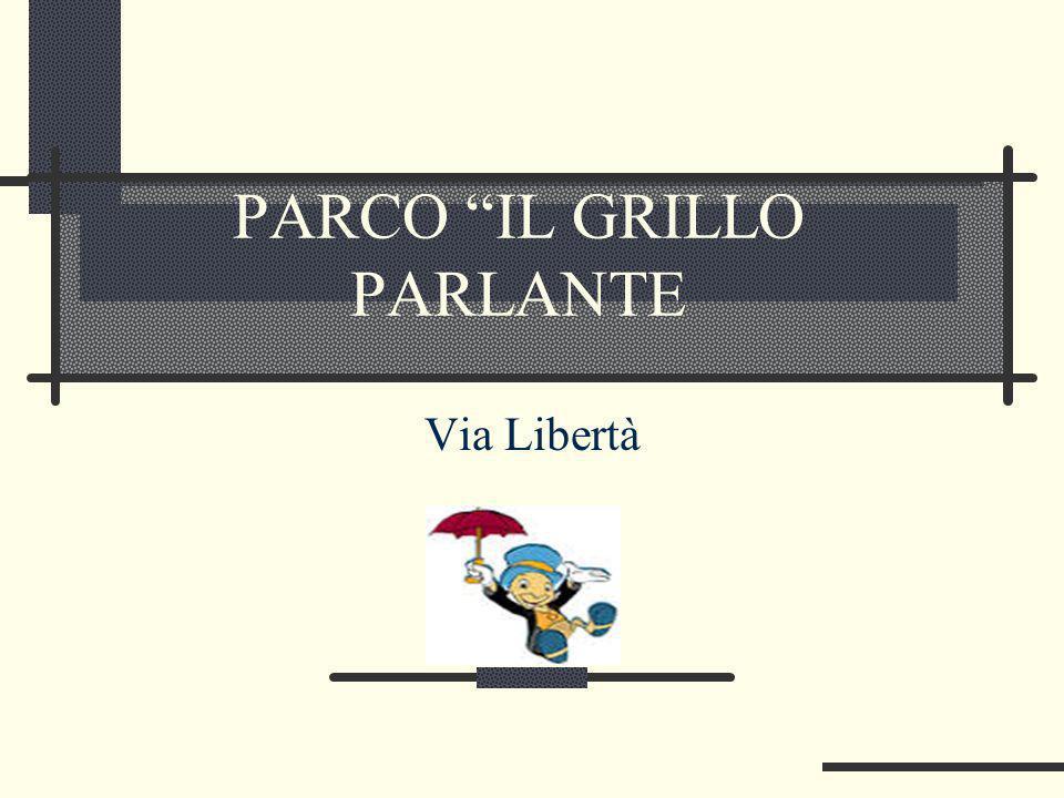 PARCO IL GRILLO PARLANTE