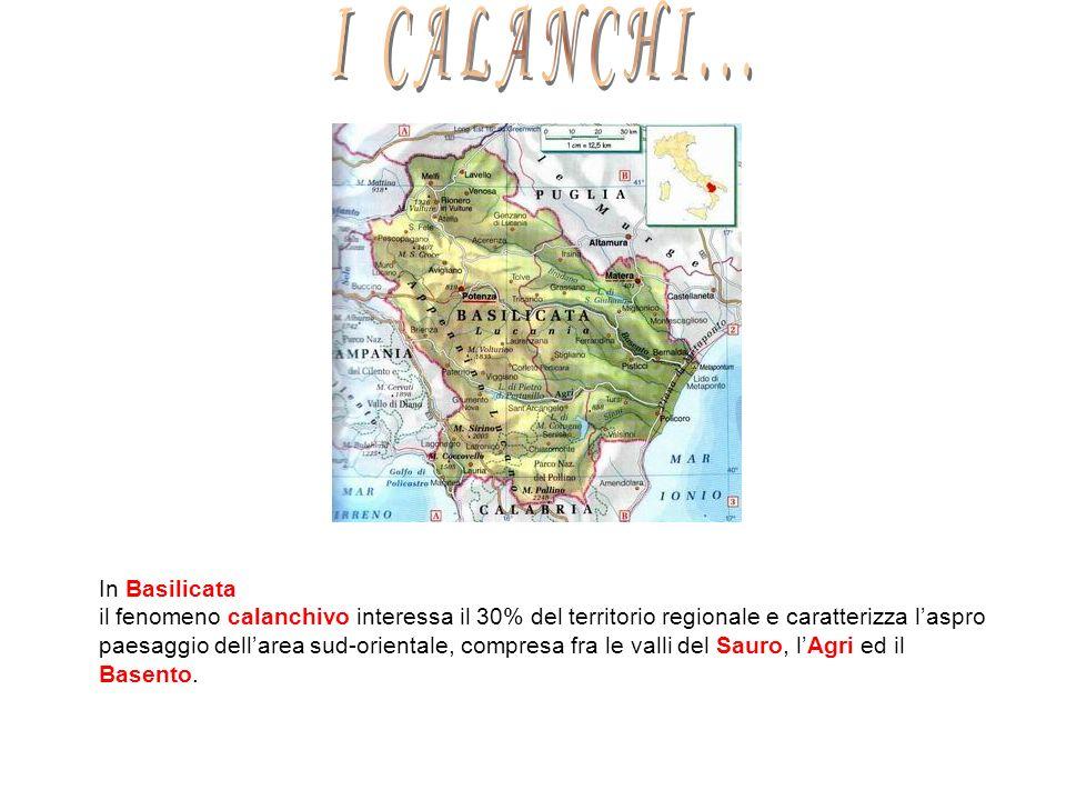 I CALANCHI... In Basilicata