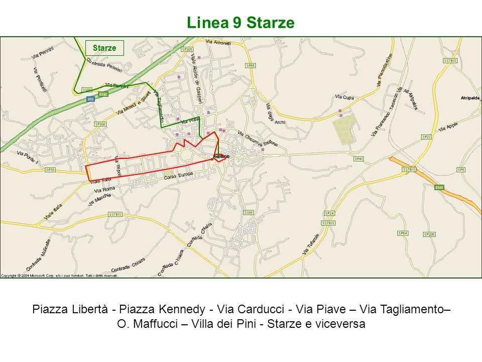 Linea 9 Starze Starze.