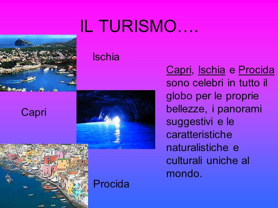 IL TURISMO….Ischia.