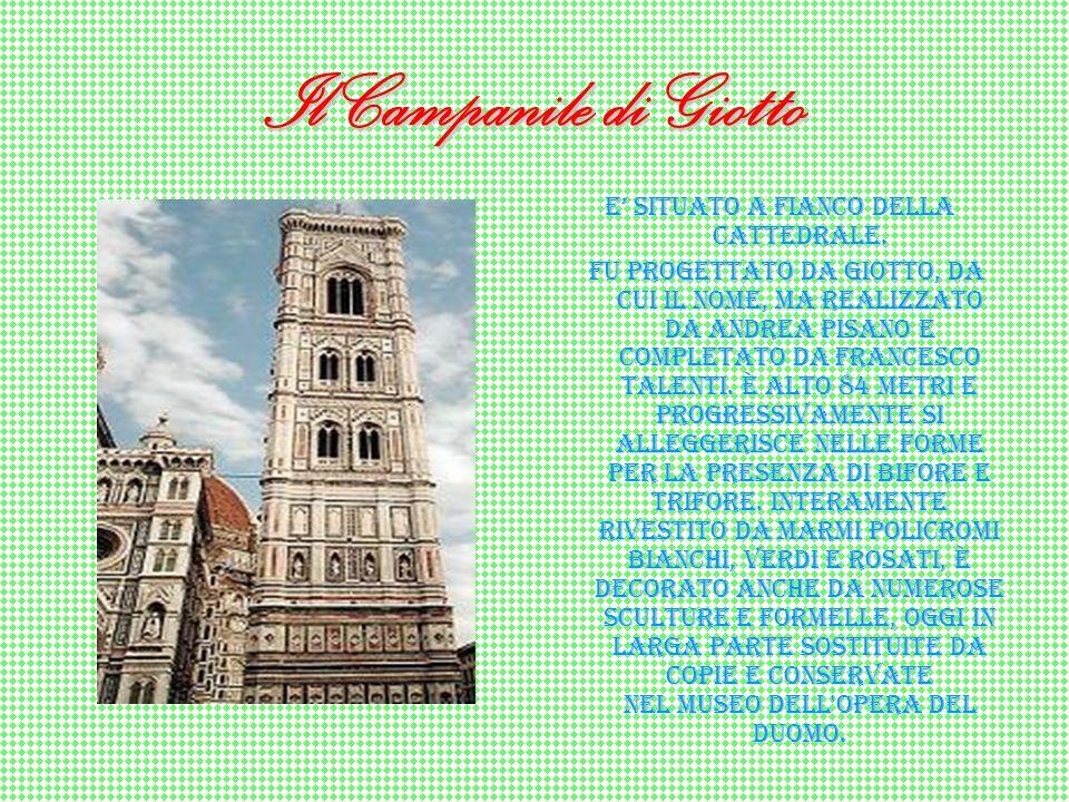 E' situato a fianco della cattedrale.