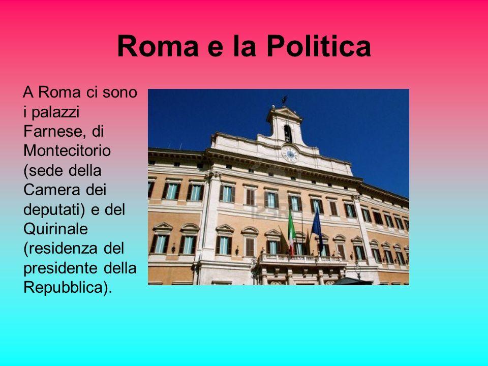Roma e la Politica