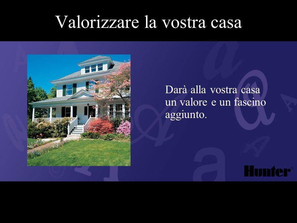 Valorizzare la vostra casa