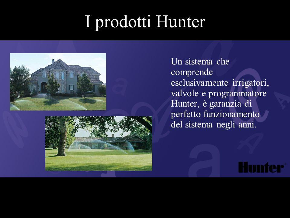 I prodotti Hunter
