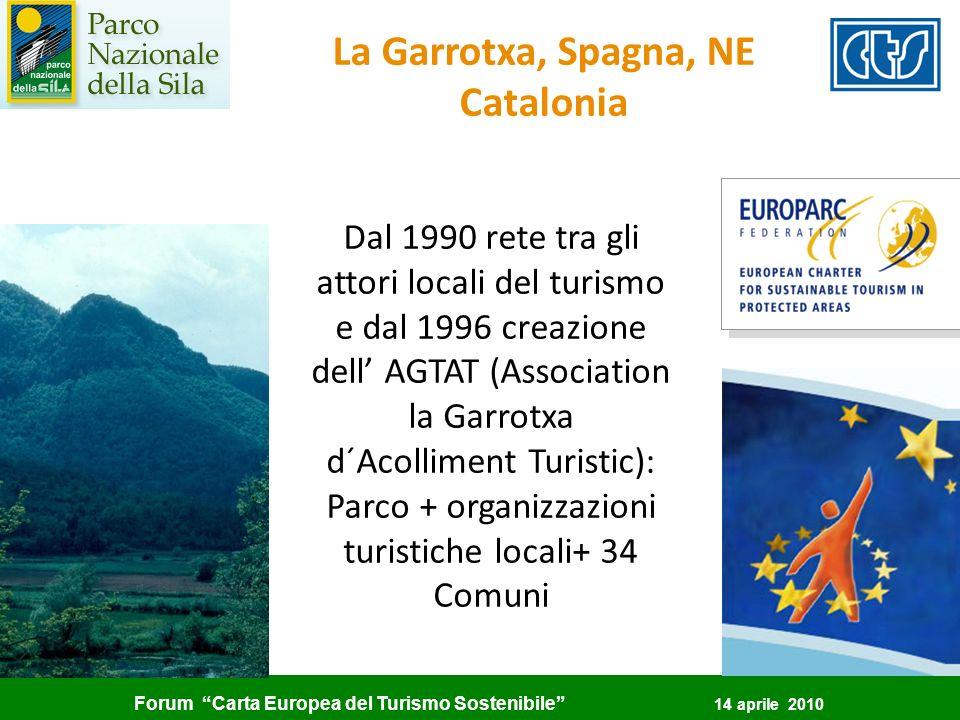 La Garrotxa, Spagna, NE Catalonia