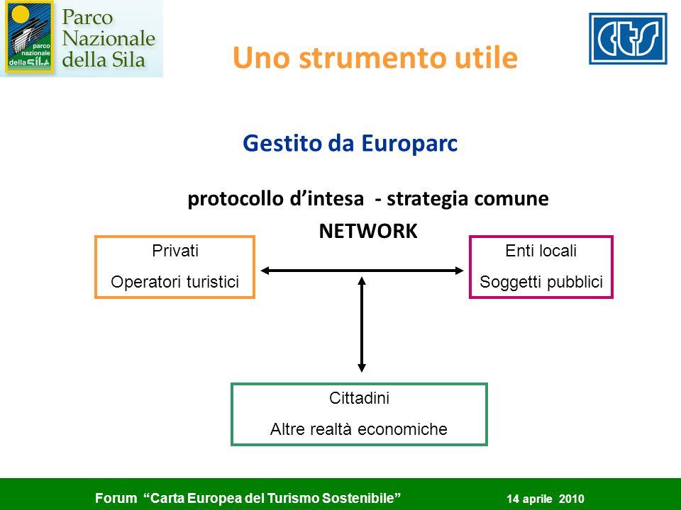 protocollo d'intesa - strategia comune