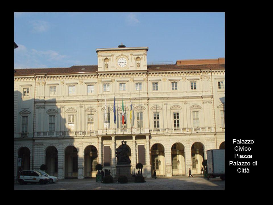 Palazzo Civico Piazza Palazzo di Città