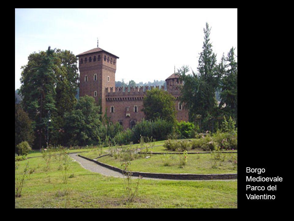 Borgo Medioevale Parco del Valentino