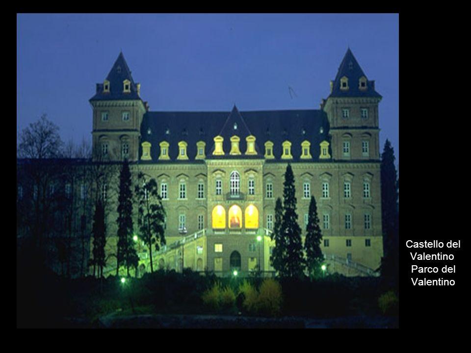 Castello del Valentino Parco del Valentino