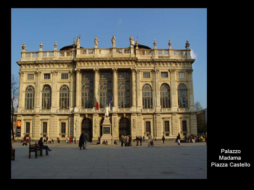 Palazzo Madama Piazza Castello