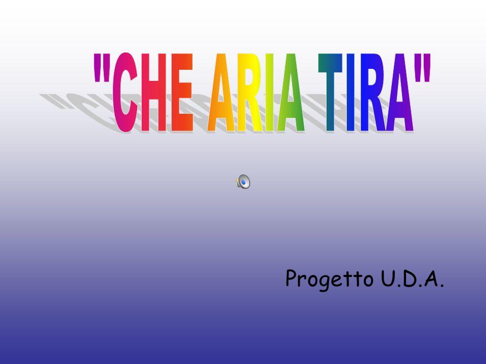 CHE ARIA TIRA Progetto U.D.A.