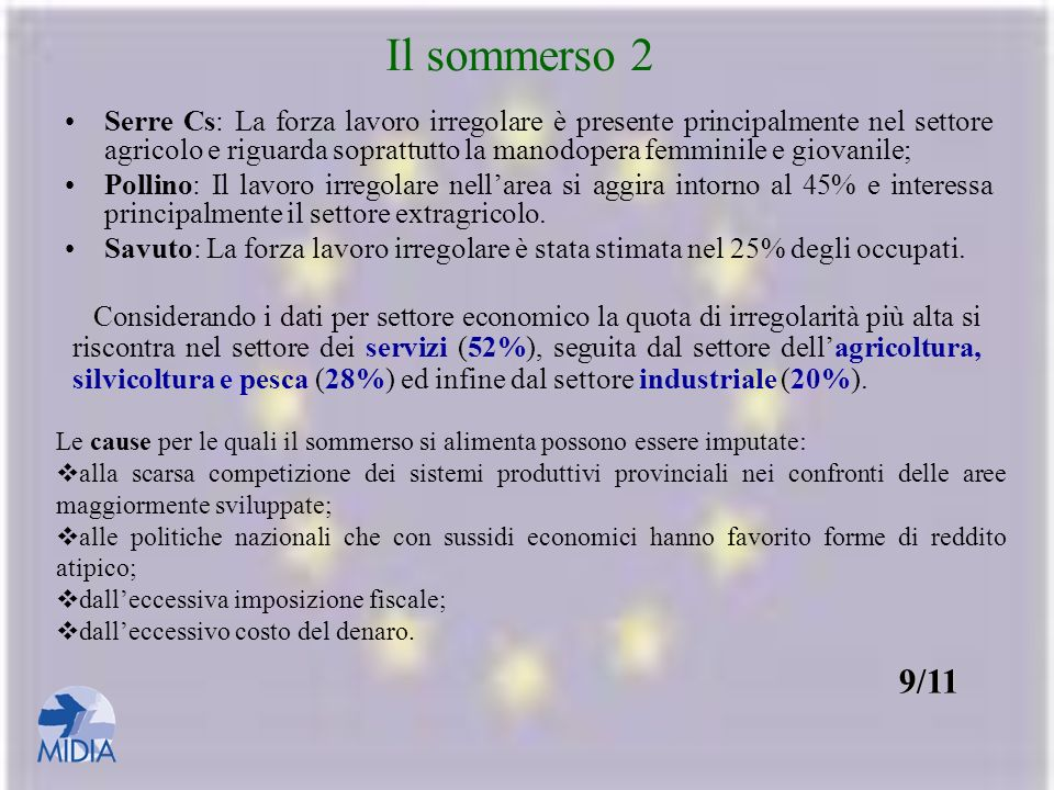Il sommerso 2