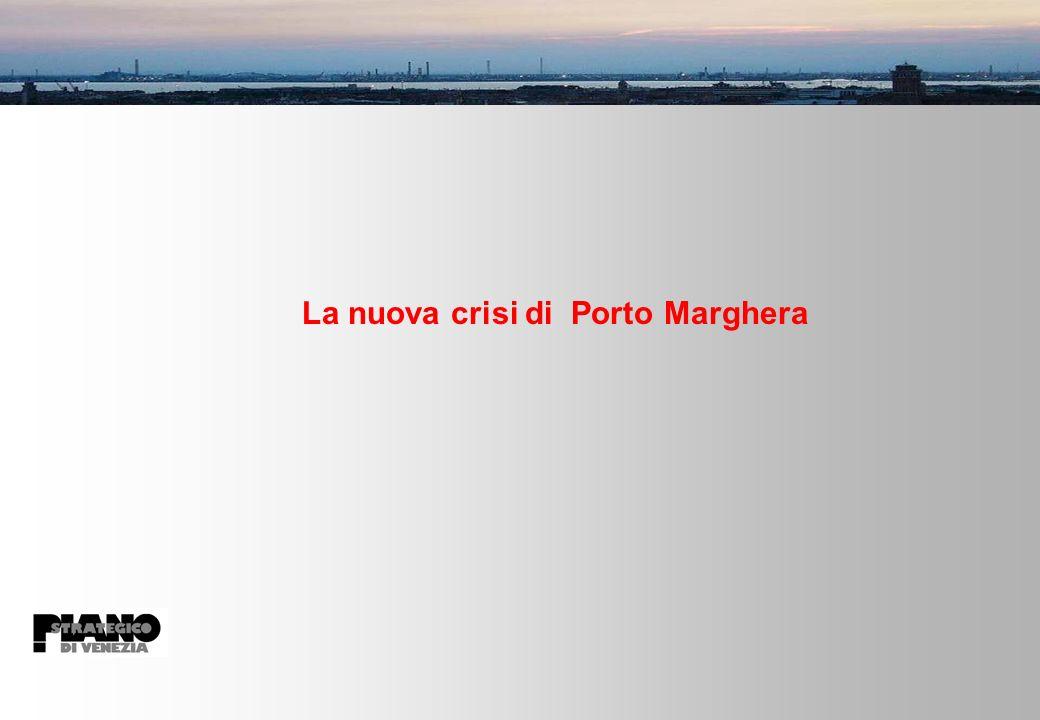 La nuova crisi di Porto Marghera