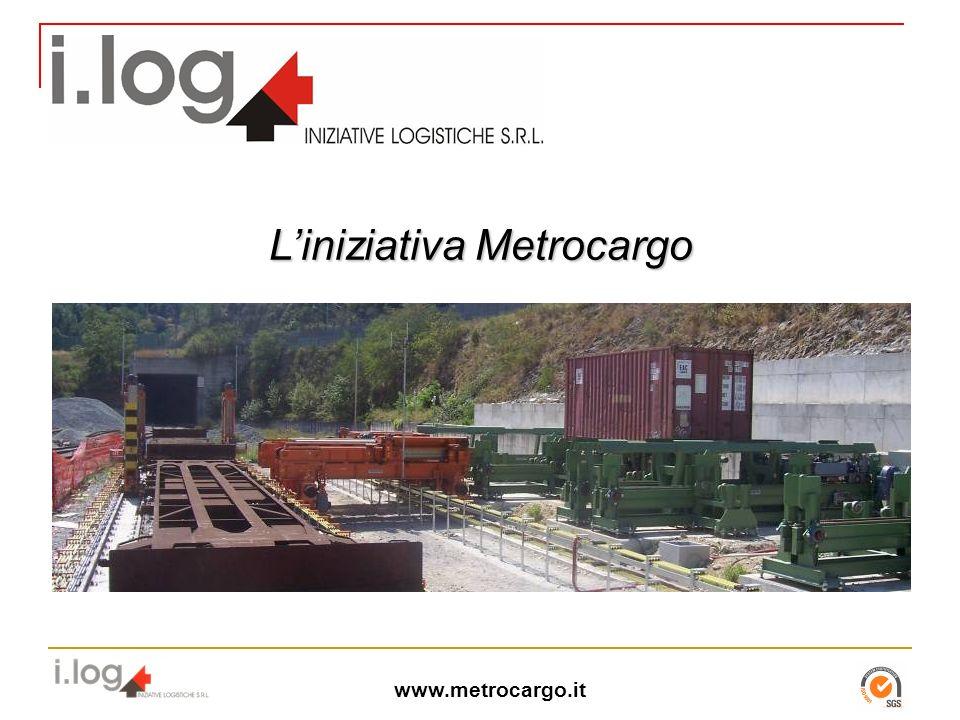 L'iniziativa Metrocargo