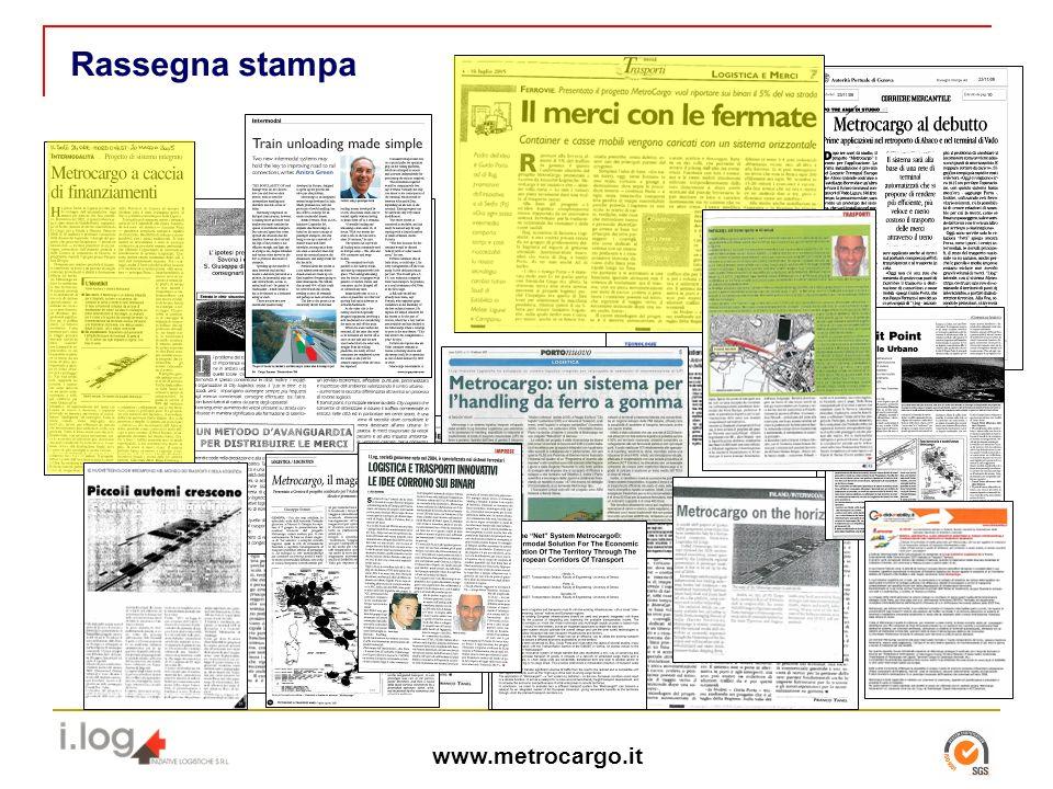 Rassegna stampa www.metrocargo.it