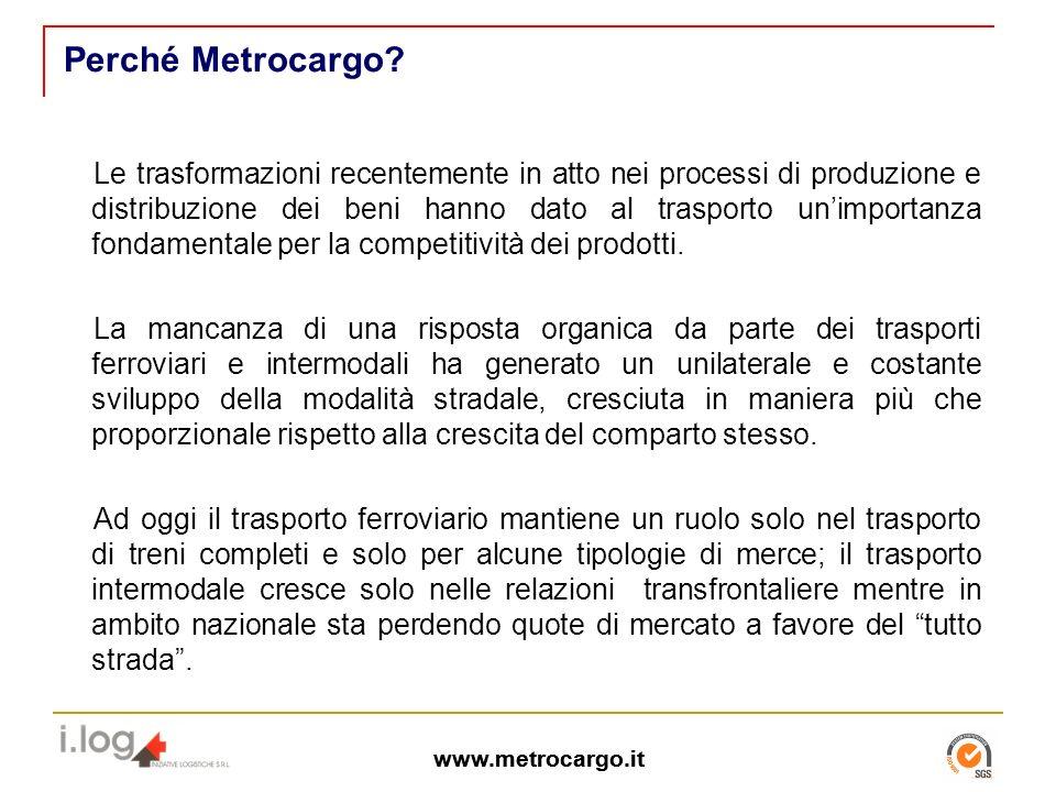 Perché Metrocargo