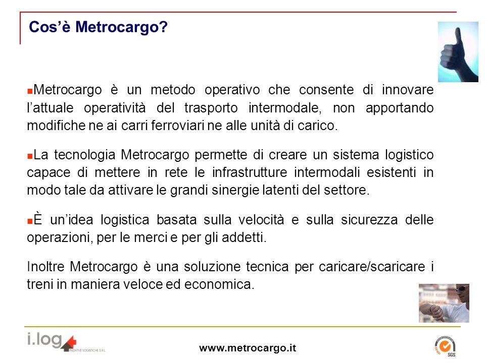 Cos'è Metrocargo