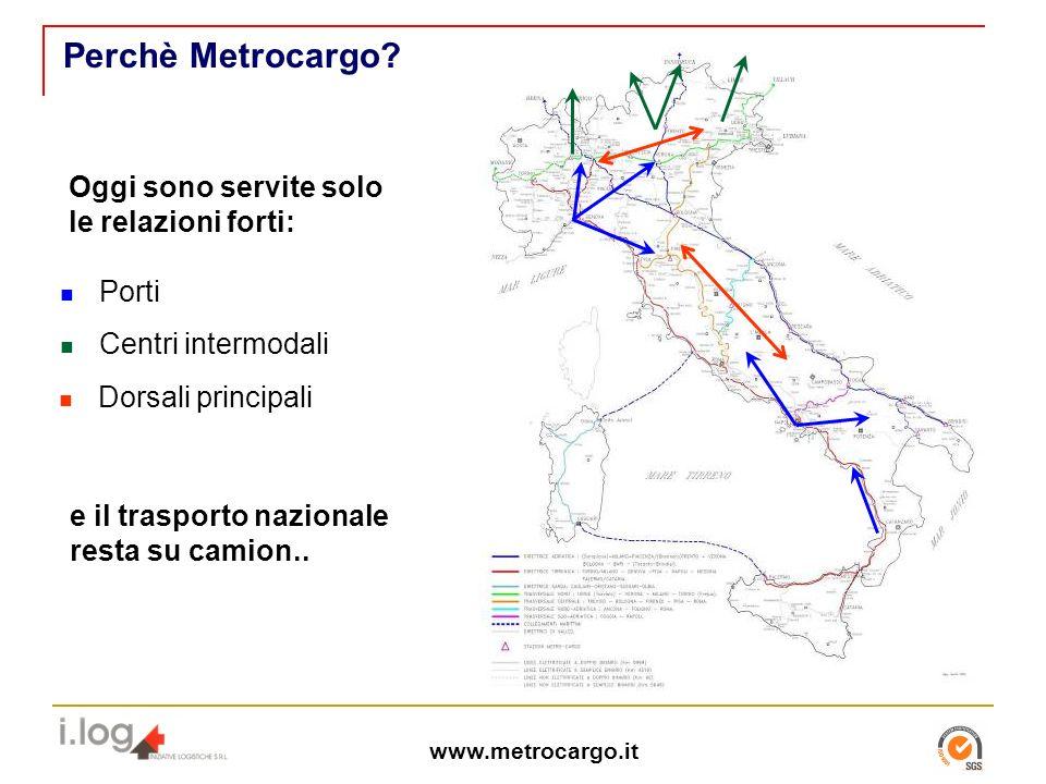 Perchè Metrocargo Oggi sono servite solo le relazioni forti: Porti