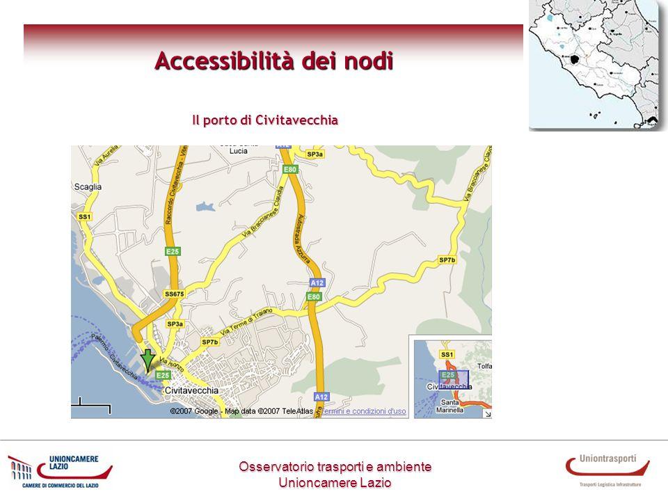 Accessibilità dei nodi