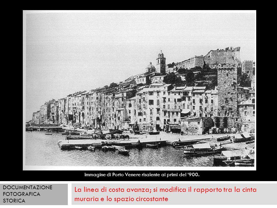 Immagine di Porto Venere risalente ai primi del '900.