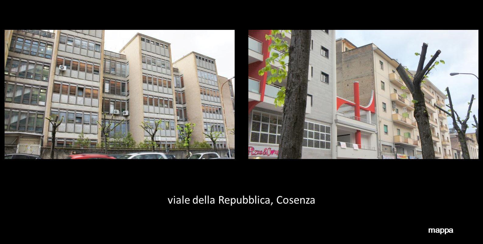 viale della Repubblica, Cosenza