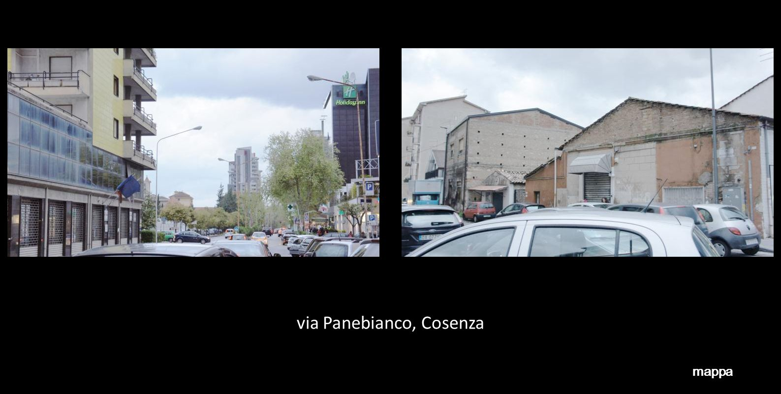 via Panebianco, Cosenza