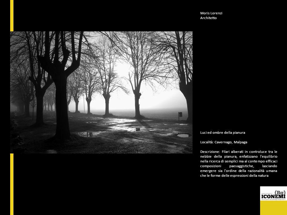 Moris Lorenzi Architetto. Luci ed ombre della pianura. Località: Cavernago, Malpaga.
