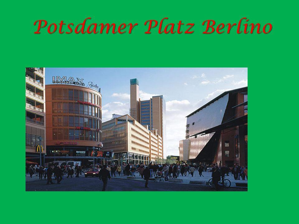 Potsdamer Platz Berlino