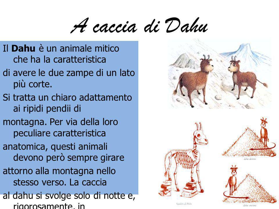 A caccia di Dahu