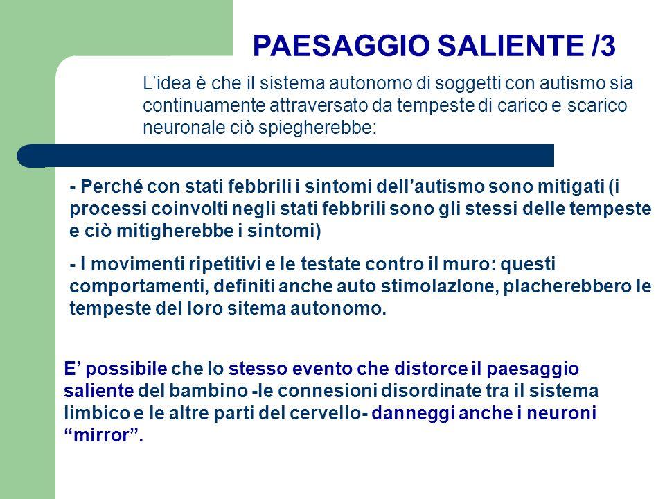 PAESAGGIO SALIENTE /3