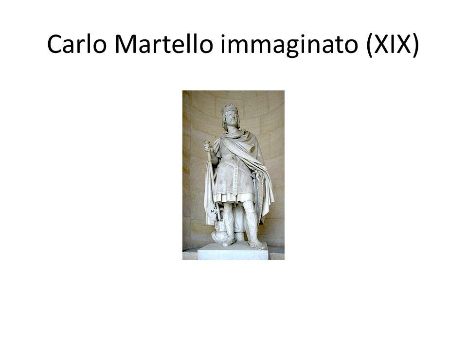 Carlo Martello immaginato (XIX)