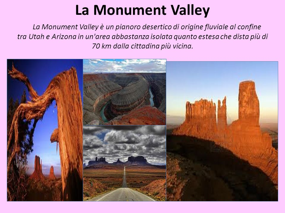 La Monument Valley