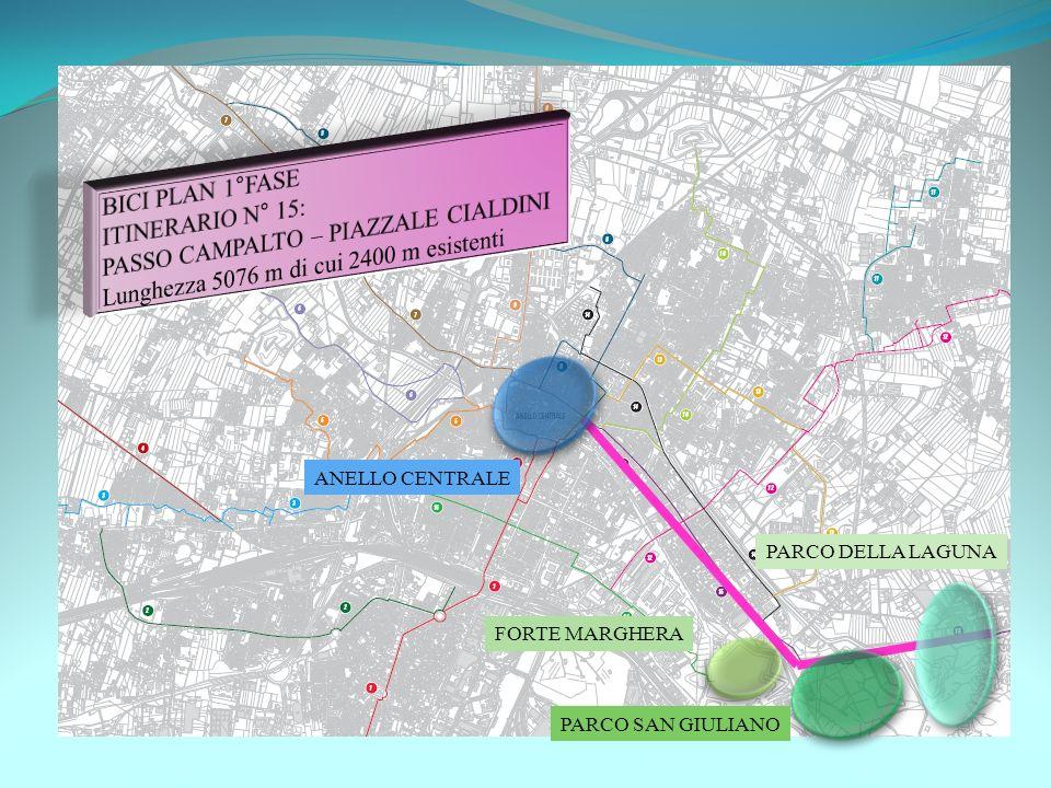 PASSO CAMPALTO – PIAZZALE CIALDINI