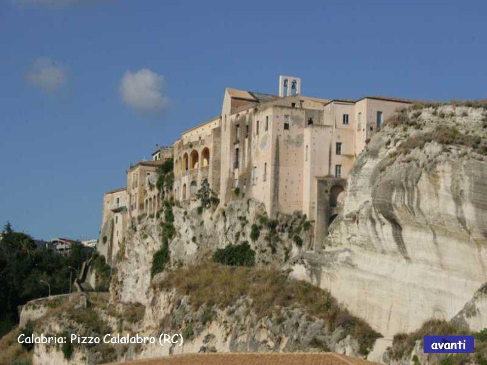 Calabria: Pizzo Calalabro (RC)