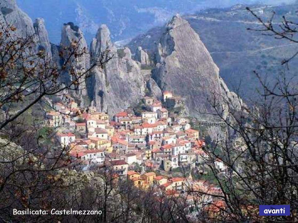 Basilicata: Castelmezzano