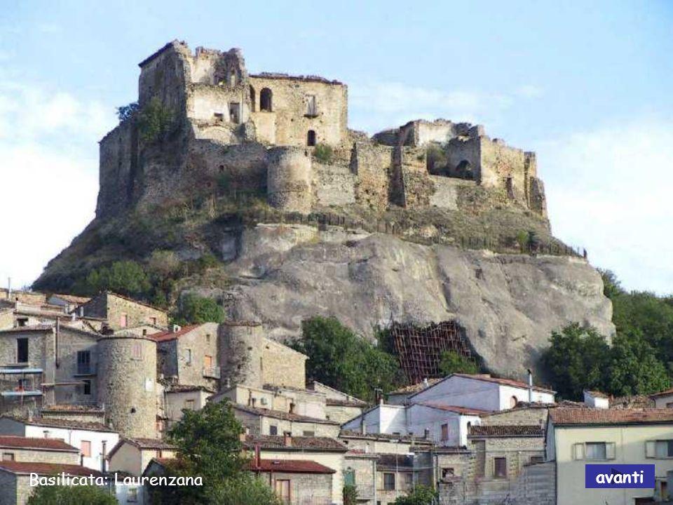 Basilicata: Laurenzana