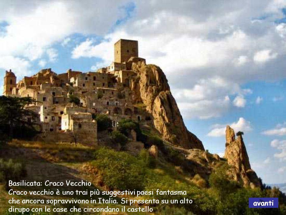 Basilicata: Craco Vecchio