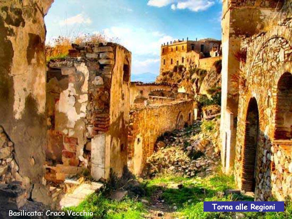Torna alle Regioni Basilicata: Craco Vecchio