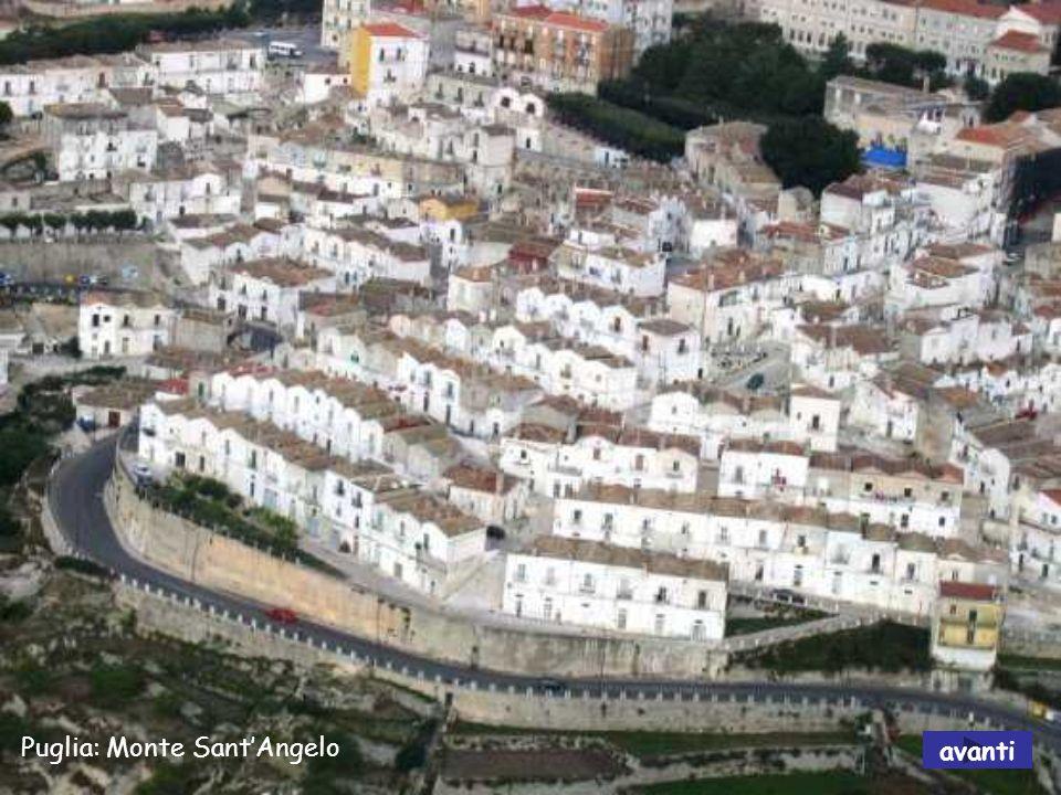 Puglia: Monte Sant'Angelo