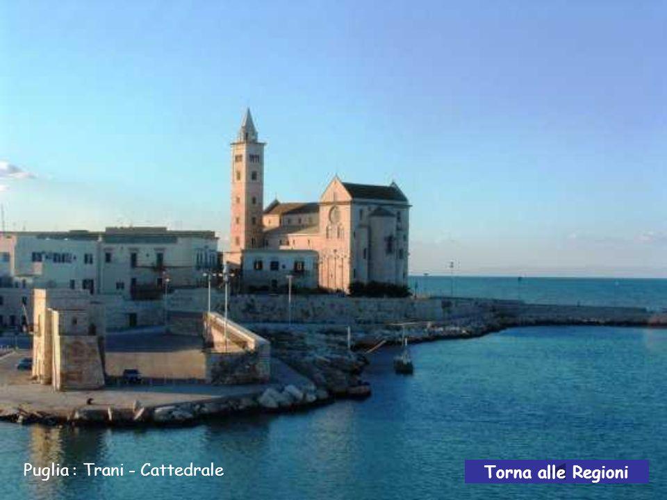 Puglia : Trani - Cattedrale