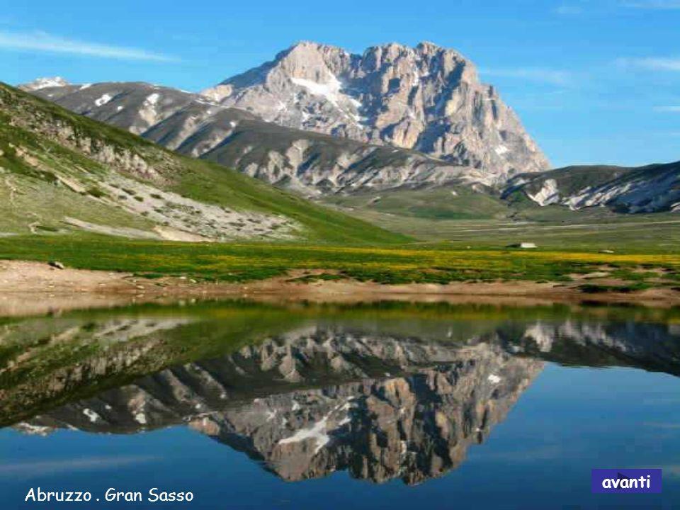 avanti Abruzzo . Gran Sasso